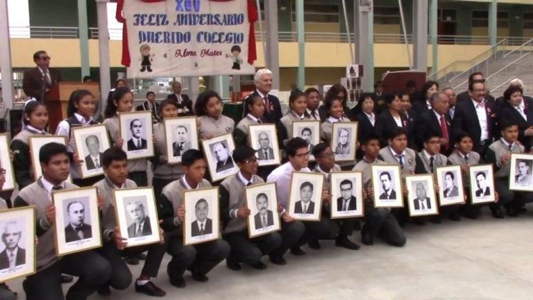 I.E. Deán Valdivia celebró su 95º aniversario