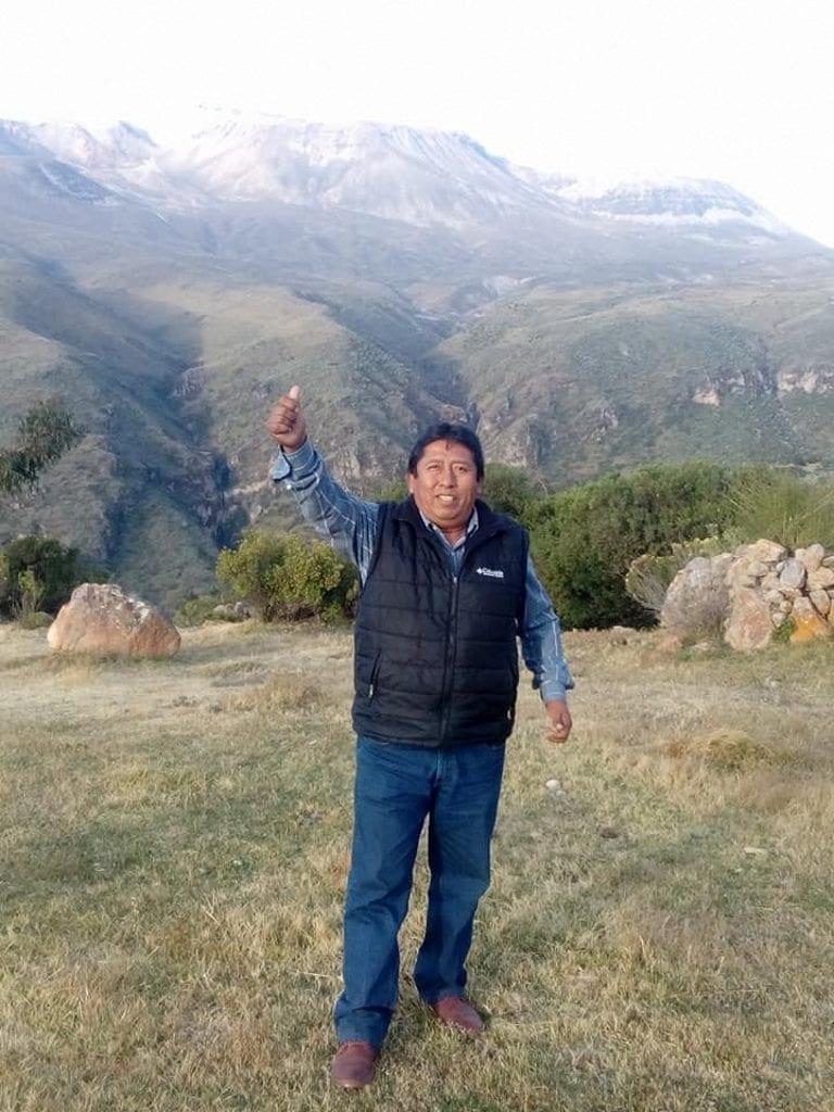 PNP interviene a candidato a la alcaldía de Cuchumbaya por el FIRME Alfonso Luis Cuayla