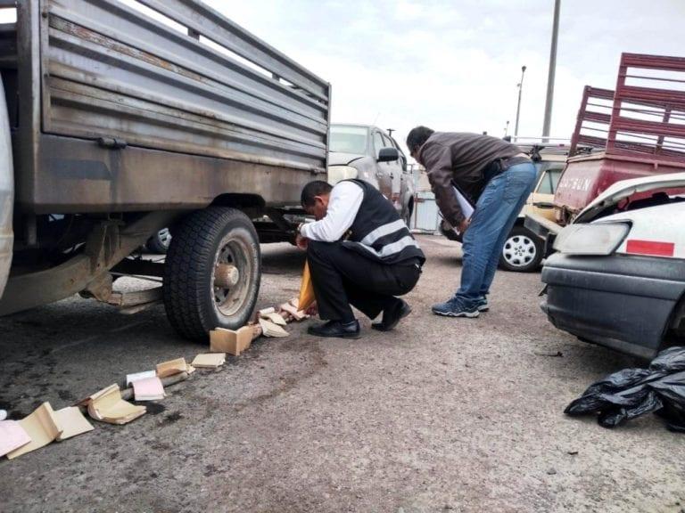 Pretendieron incendiar depósito de vehículos de la Municipalidad de Ilo