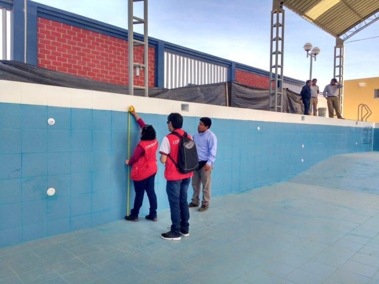 Recomiendan iniciar proceso administrativo y legal a funcionarios de la UNAM por construcción deficiente de piscina