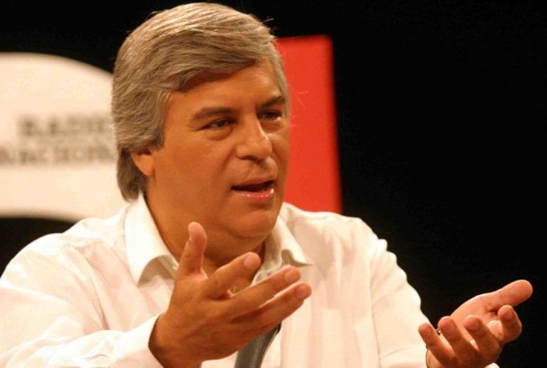 Olivera reiteró su pedido de cierre del Congreso y convocatoria a nuevas elecciones