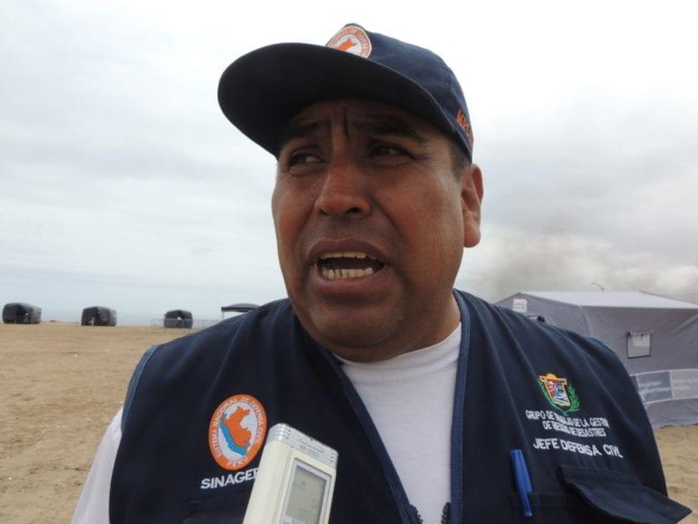 En el 2010 emitieron estudios sobre el riesgo que existe en quebrada Zaparo