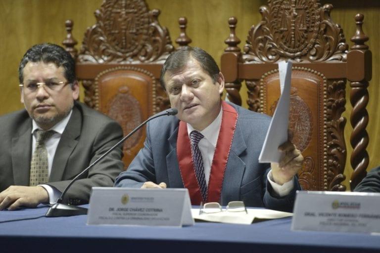 Caso CNM: Ministerio Público pide protección para fiscal que solicitó escuchas telefónicas