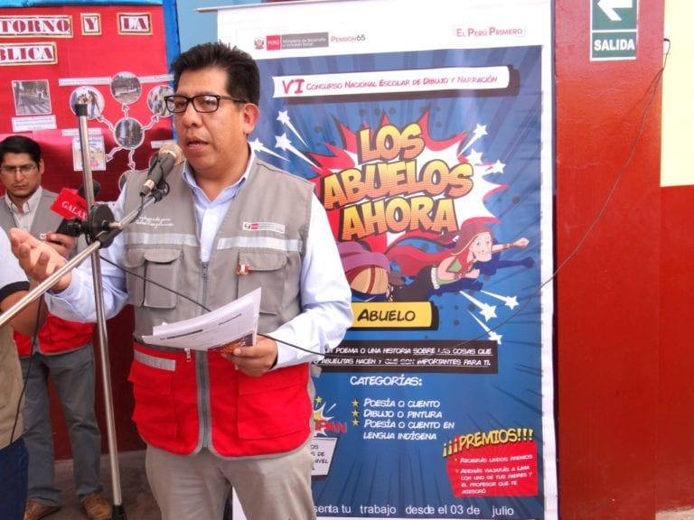 Presentan VI Concurso de Dibujo y Narración Los Abuelos Ahora