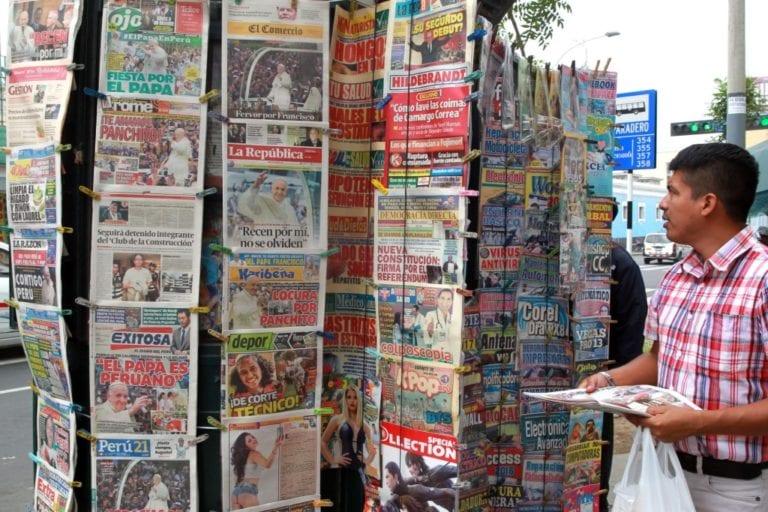 El 76% de la población cree que la Ley de Publicidad Estatal afecta la libertad de expresión