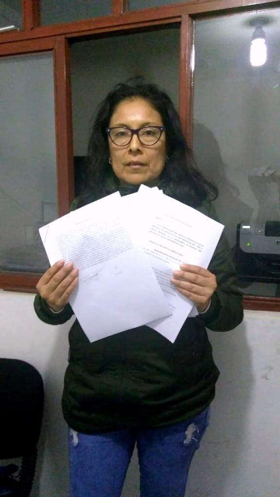 Restauración Nacional intenta levantar observaciones del JEE con firma y huellas falsificadas