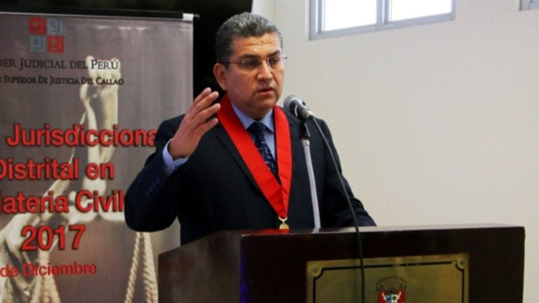 Juez Ríos habla de «10 verdecitos» «como garantía» en nuevo audio