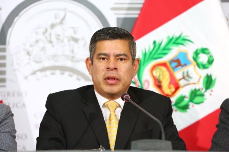 Junta de Portavoces acordó pasar remoción de funcionarios del CNM