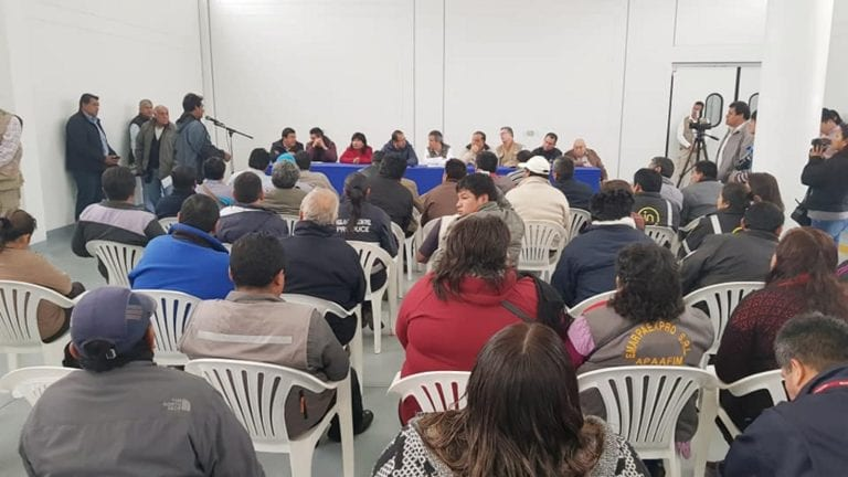 Desde hoy pescadores podrán procesos productos hidrobiológicos para exportación en el DPA El Faro