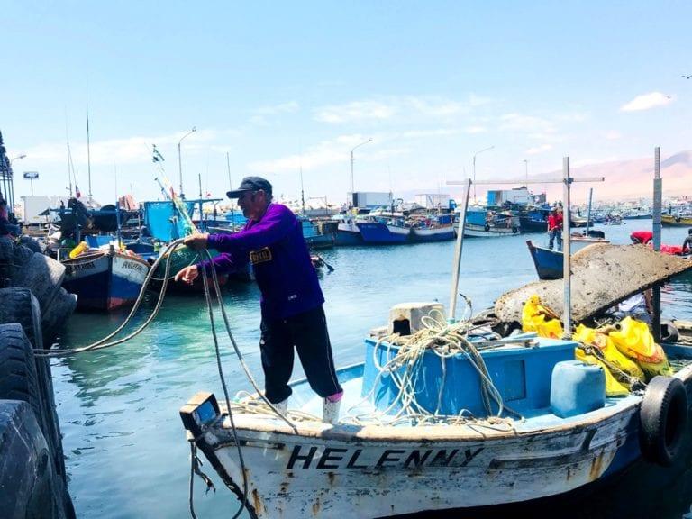 Inician construcción de nuevo grifo en el desembarcadero pesquero artesanal