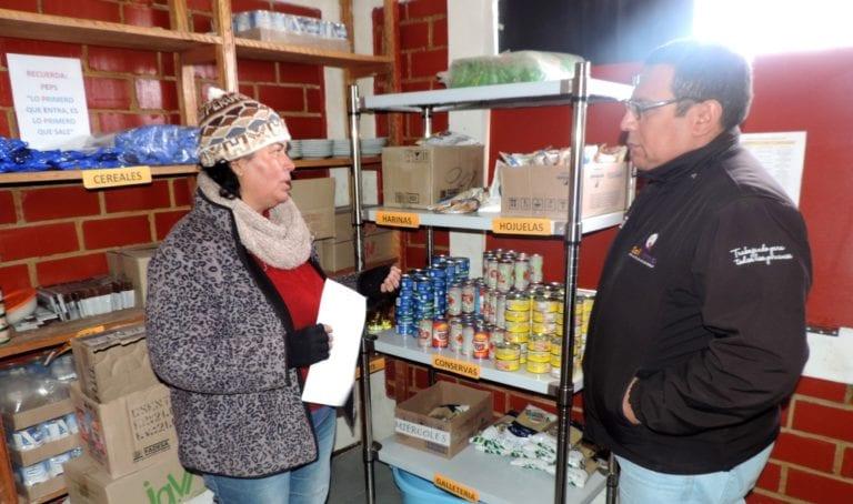 Qali Warma supervisa entrega de desayunos escolares en zonas alto andinas de Moquegua