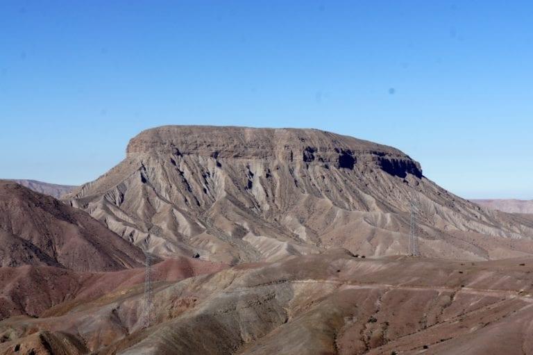Proyecto de mejoramiento del servicio turísticoen el CerroBaúl está casi terminado
