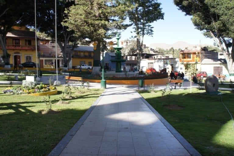 Southern Perú construirá un hospital en el distrito de Torata
