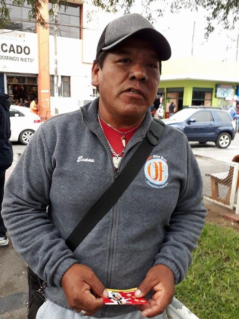 Isaac Tapia ganó las elecciones en el SUPABCPI