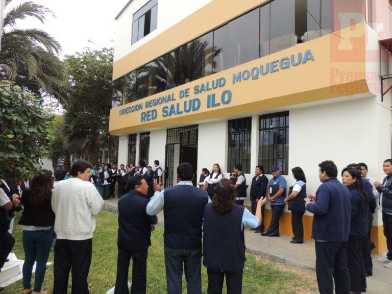 Ineptitud o corrupción en la Red de Salud Ilo para la compra de uniformes