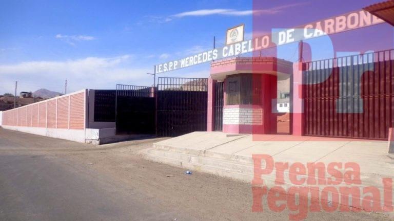 "Peligra licenciamiento que solicitó el I.E.S.P. ""Mercedes Cabello de Carbonera"""