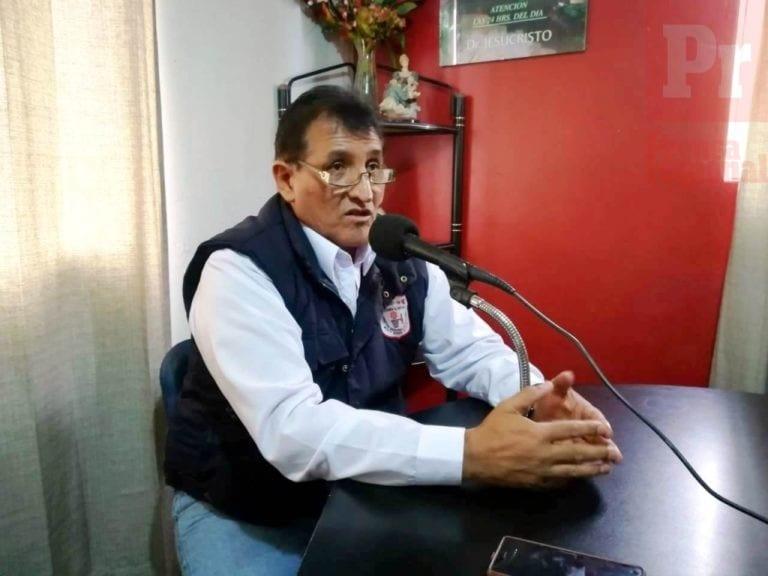 Candidato Javier Miranda propone reactivar el muelle pesquero de Mollendo