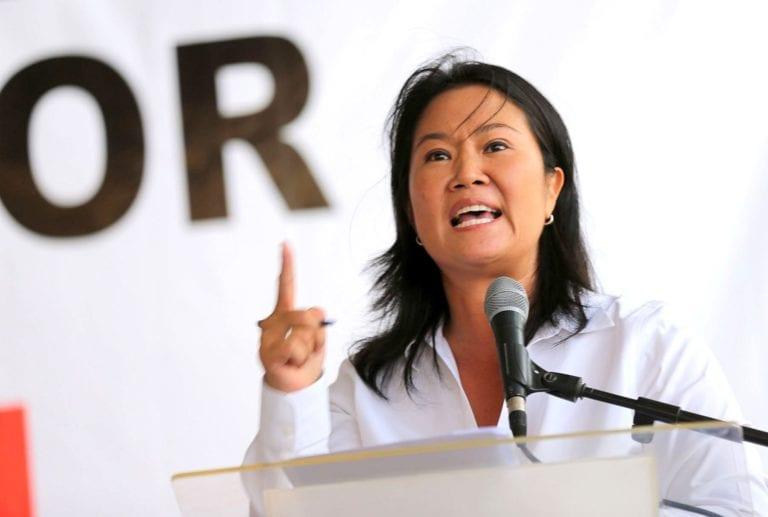 «Reunión entre Keiko Fujimori y exjefe de la ONPE fue protocolar, no se trató nada ilegal»