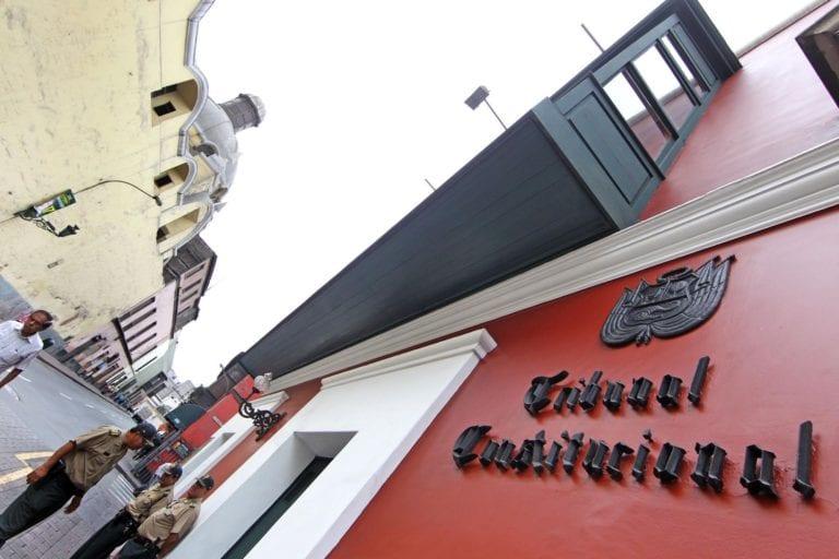 TC sesionará este lunes para evaluar demanda competencial sobre vacancia