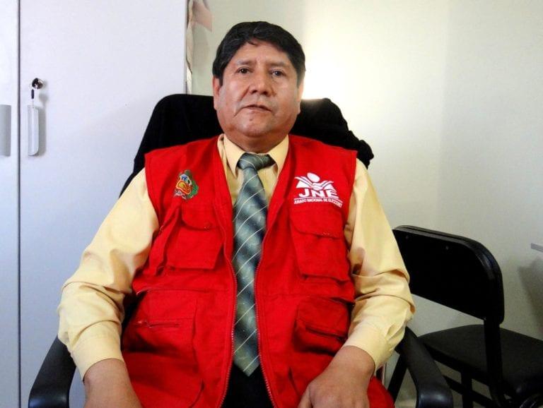 Moquegua: Lista de Acción Popular con accesitarios también está fuera de carrera electoral