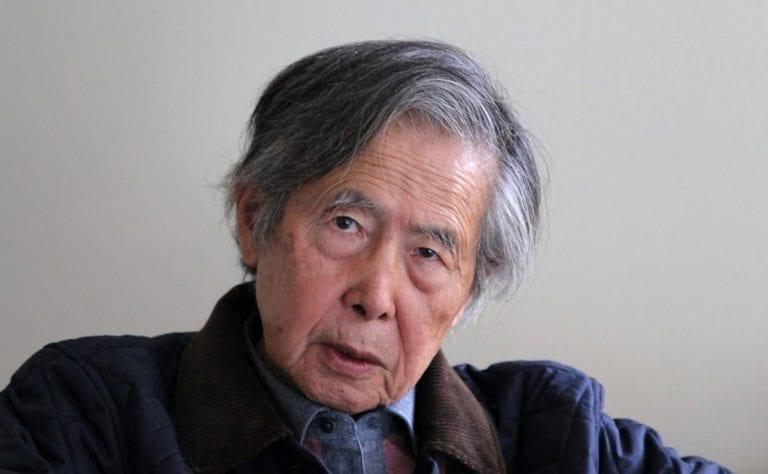 """""""Mover a Alberto Fujimori en su muy delicado estado de salud sería simplemente un homicidio"""""""