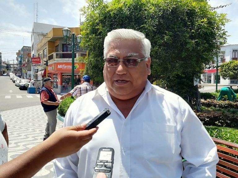 Hernán Gutiérrez cierra campaña en Cocachacra