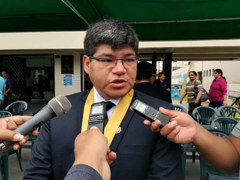 Subprefecto provincial evalúa como normal el paro de 48 horas