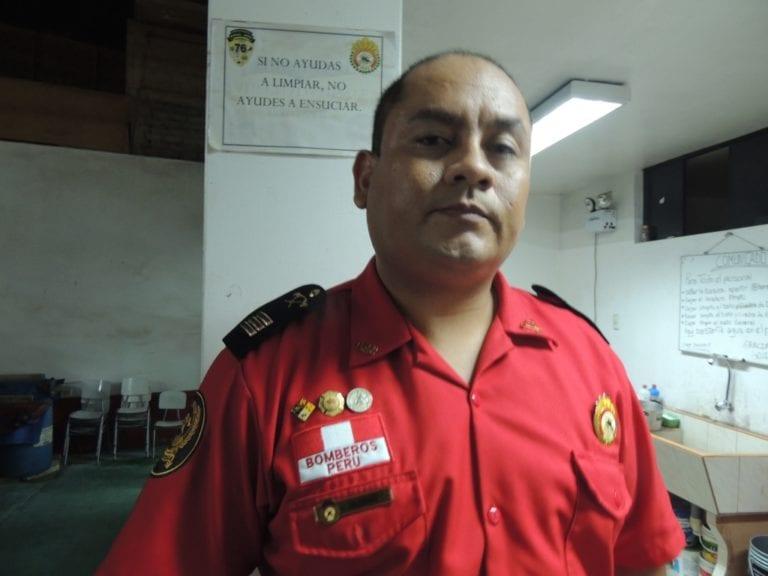 Guerrero de rojo: Teniente Brigadier Luis Maldonado a espera de una cama UCI