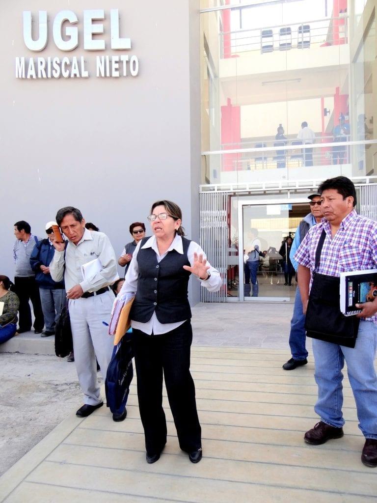 Trabajadores administrativos inician hoy una huelga nacional indefinida