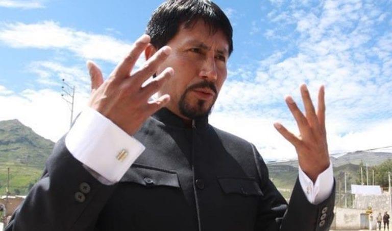 Arequipa: Cáceres Llica propone trasladar vacunas en carritos para helados
