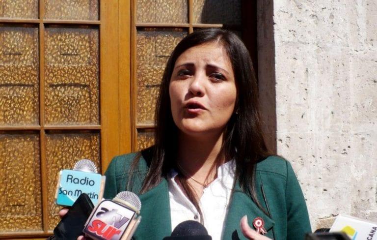 Juicio por protestas contra Tía María: Citan bajo apercibimiento a Yamila Osorio