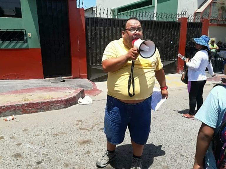 Postulantes al Prorevi realizaron nueva marcha de protesta