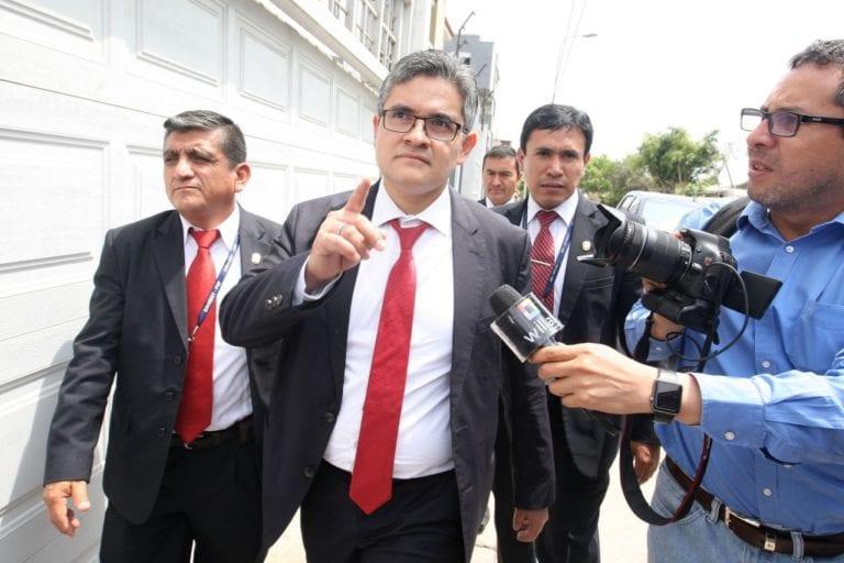 Fiscal Pérez pide a la Policía captura de empresario Gonzalo Monteverde