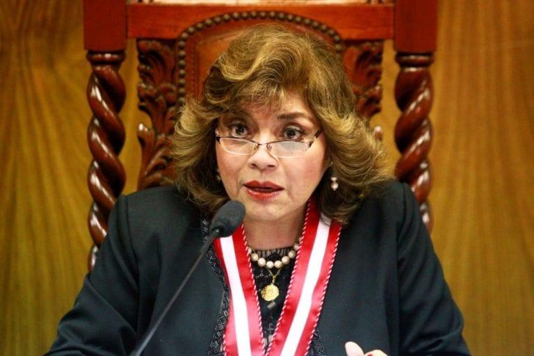 Fiscal de la Nación confirma inicio de investigación a Martín Vizcarra por vacunas