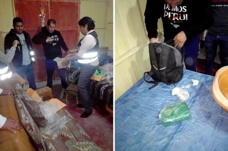 Prisión para presunta banda de micro comercializadores de droga