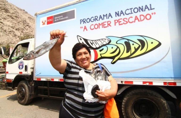 """A Comer Pescado"": aliado estratégico regional de seguridad alimentaria"