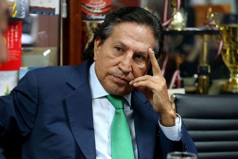Fiscalía de Costa Rica allana oficinas de banco por investigación contra Alejandro Toledo