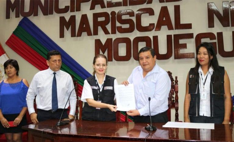 Moquegua contará con moderno centro tecnológico de Sencico