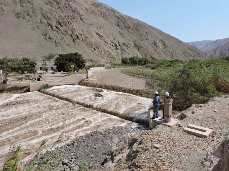 Rehabilitación del sistema de agua potable en rio Osmore y construcción planta de agua potable en lomas de Ilo