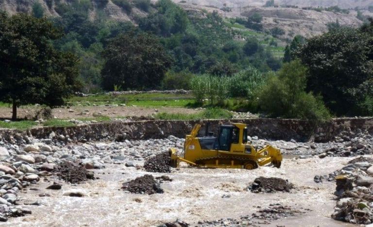 Declaran estado de emergencia en nueve distritos de Moquegua debido a huaicos