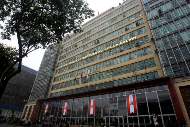 Fiscalía realizará deslacrado de material incautado en viviendas de Richard Cisneros, Karem Roca y Mirian Morales
