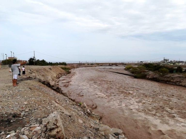 Piden encauzar el río Osmore para evitar infestación de mosquitos