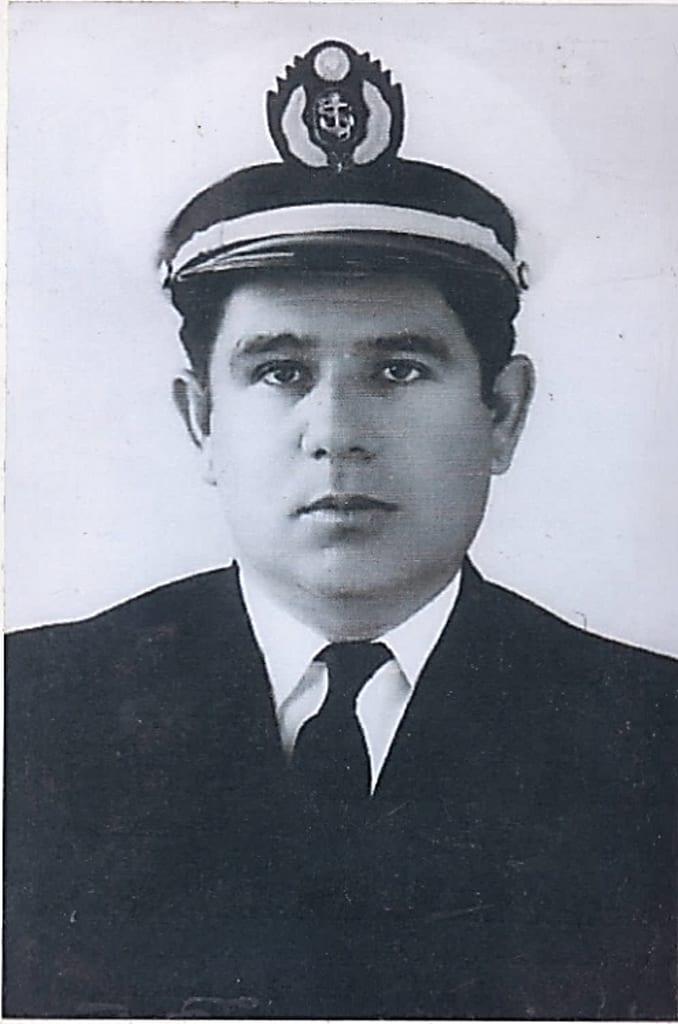 Raúl Núñez Del Carpio: un marino multifacético