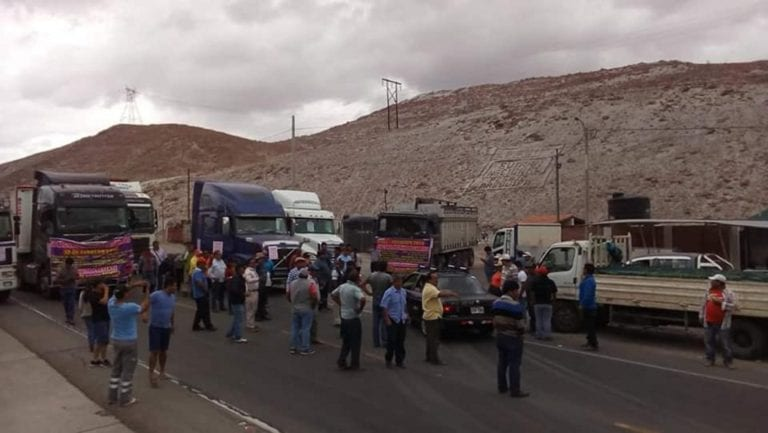 Huelga de transportistas podría ser más radical