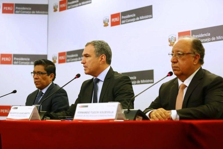 Comisión de reforma política presentó 12 proyectos de ley al gobierno