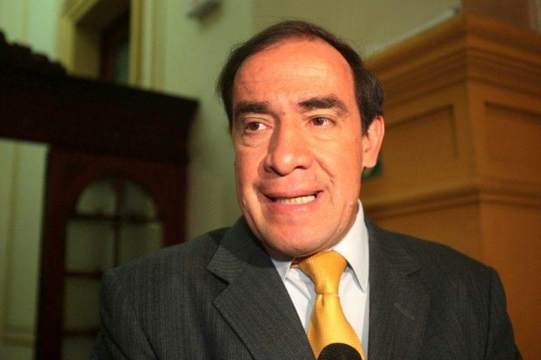 Las bancadas que piden que se investigue a Yonhy Lescano por denuncia de acoso sexual