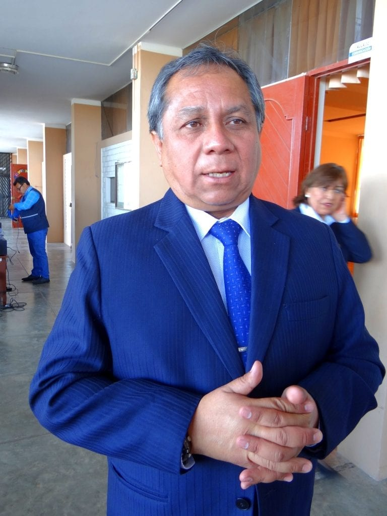 Guido Rospigliosi Galindo renunció al MINEDU