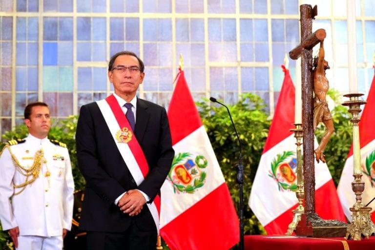 El primer año de Martín Vizcarra como presidente bajo la mirada de los analistas
