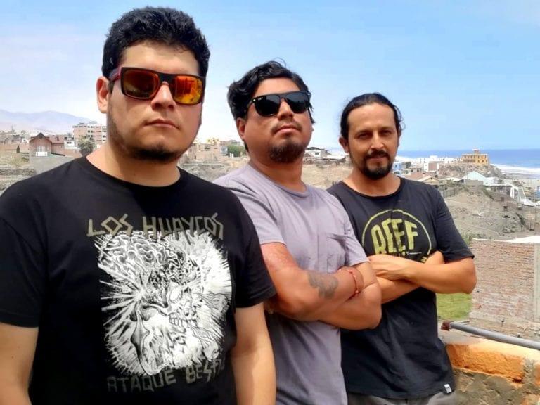 """""""Los Perros del Sotánico"""": una banda mollendina que va en serio"""