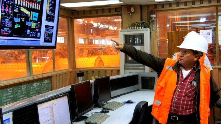 En Moquegua la minería creció entre enero y marzo